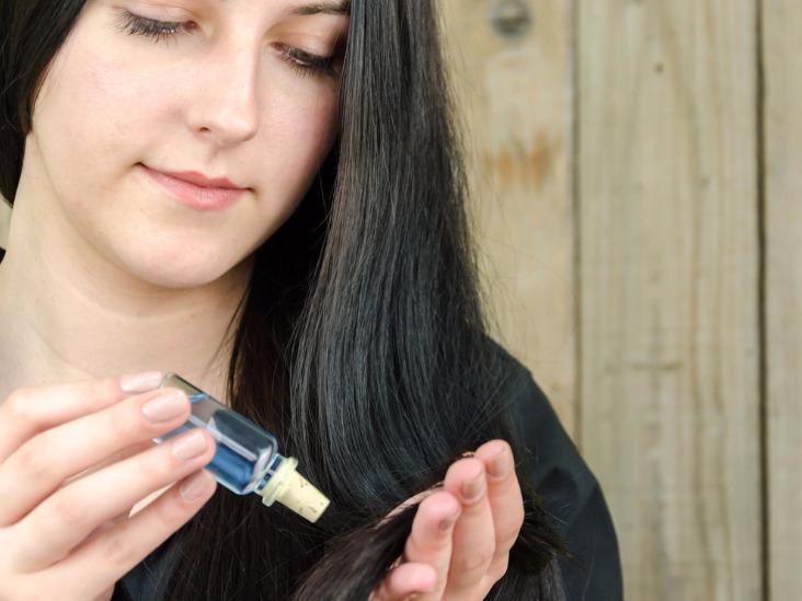 L'huile de coco pour vos cheveux