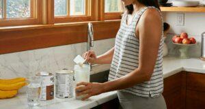 Isolat de protéines de lait