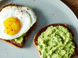 petit-déjeuner pour les personnes atteintes de diabète