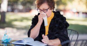 l'antihistaminique nasal