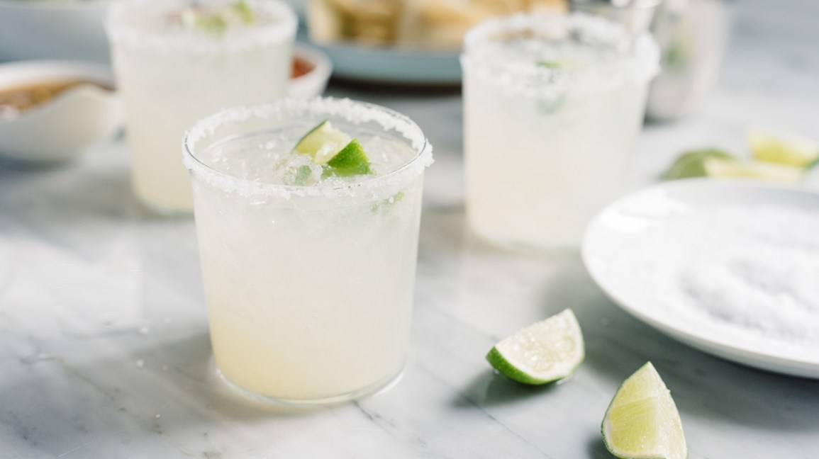 tequila si vous souffrez de diabète margaritas à la tequila et au citron vert