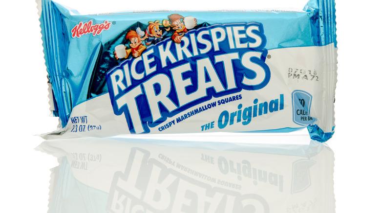 Friandise Rice Krispies de Kelloggs