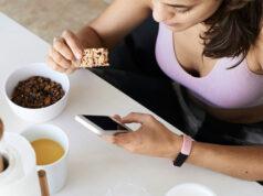 l'exercice après avoir mangé